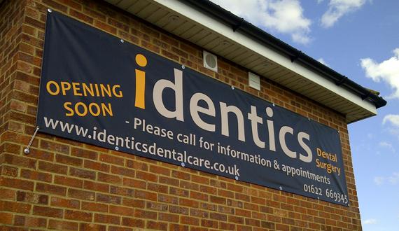 Banner printing Kent