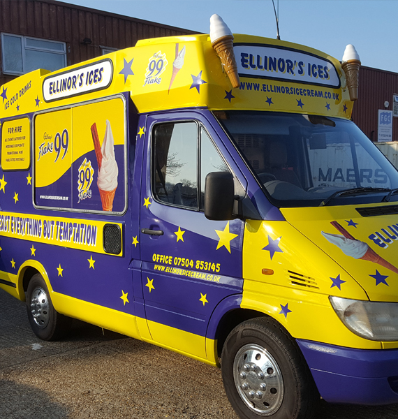 Vehicle Sign Writing Kent